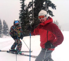 NBR (Not Biking Related): Fun in the snow