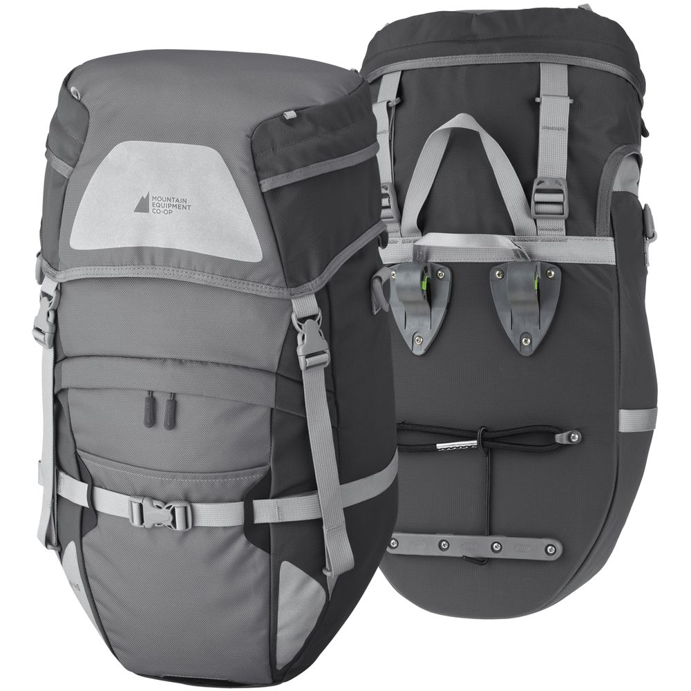 NEW MEC World Tour 2 Cycling Panniers