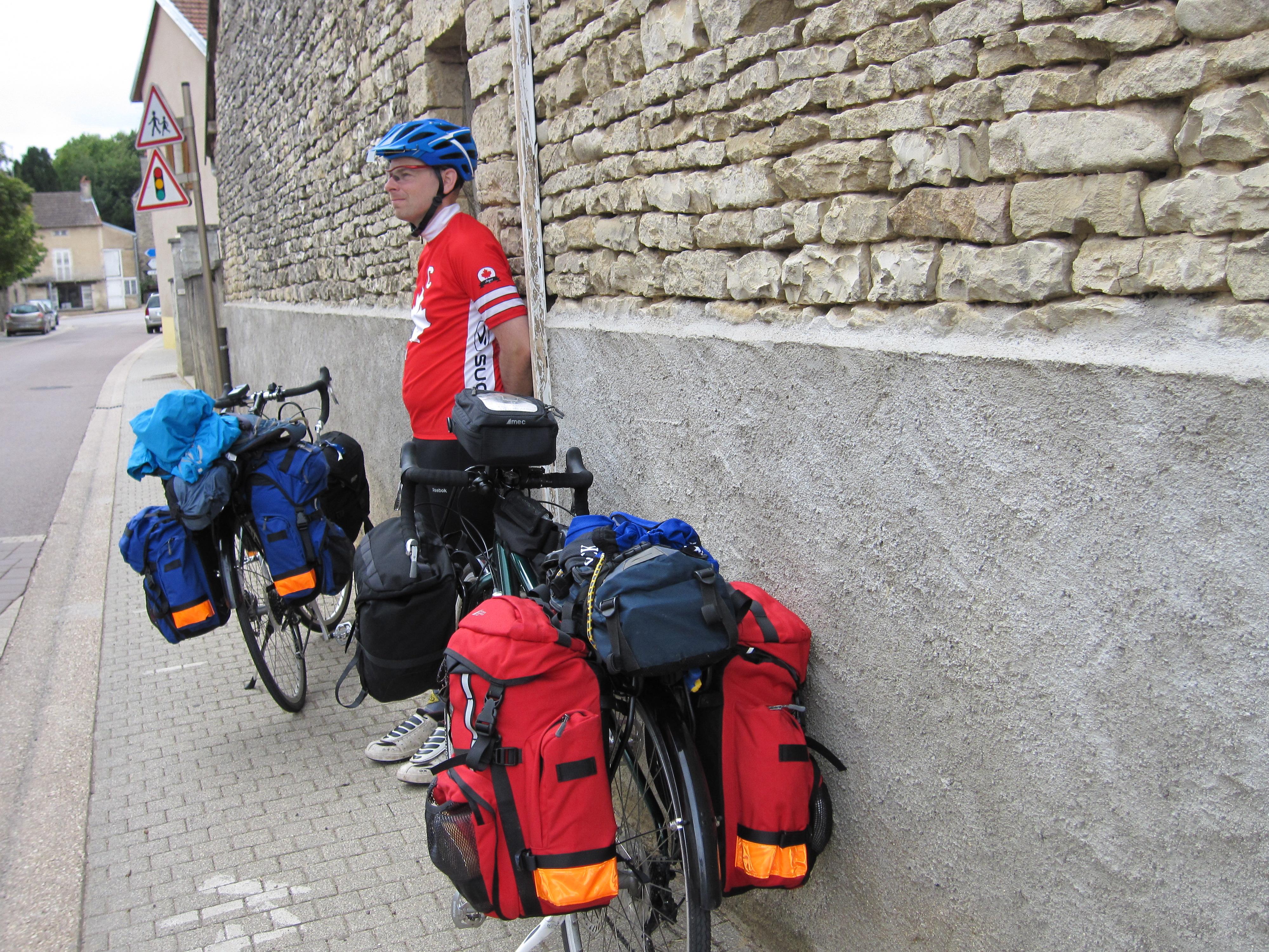 Original MEC World Tour Panniers