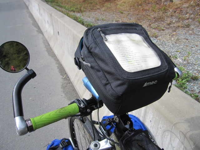 MEC Bull Deluxe Handlebar Bag