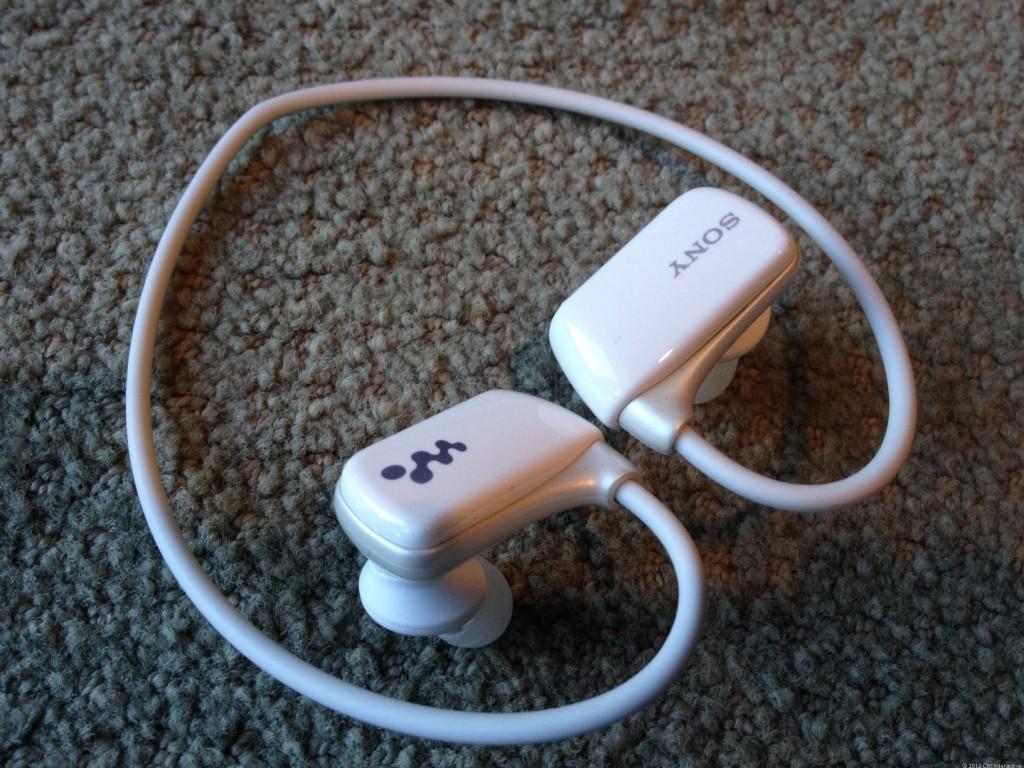 Sony NWZ-W273 Walkman Sports MP3 Player (4GB)