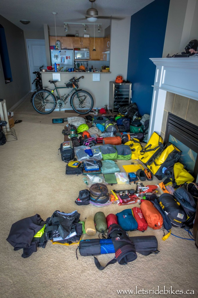 Top 5 Gear Accessories for Bicycle Touring