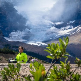 Crossing the Icefields