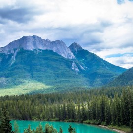 Bow Valley Parkway Day Eh