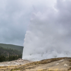 Yellowstone: Old Faithful