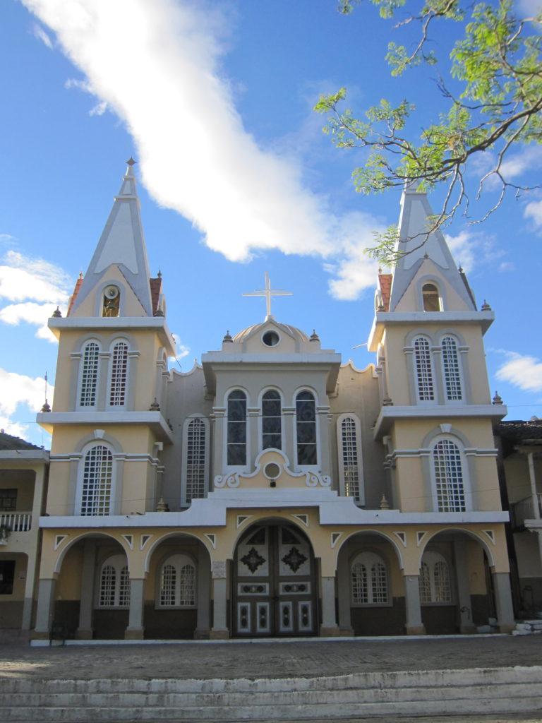 Still enjoying Latin American churches.