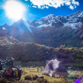 Huascarán Circuit Day 6: A Lovely Afternoon