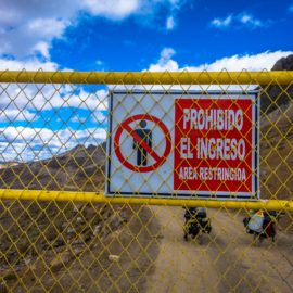 Peru Divide Part 1 Day 9 & 10: Above the Law!